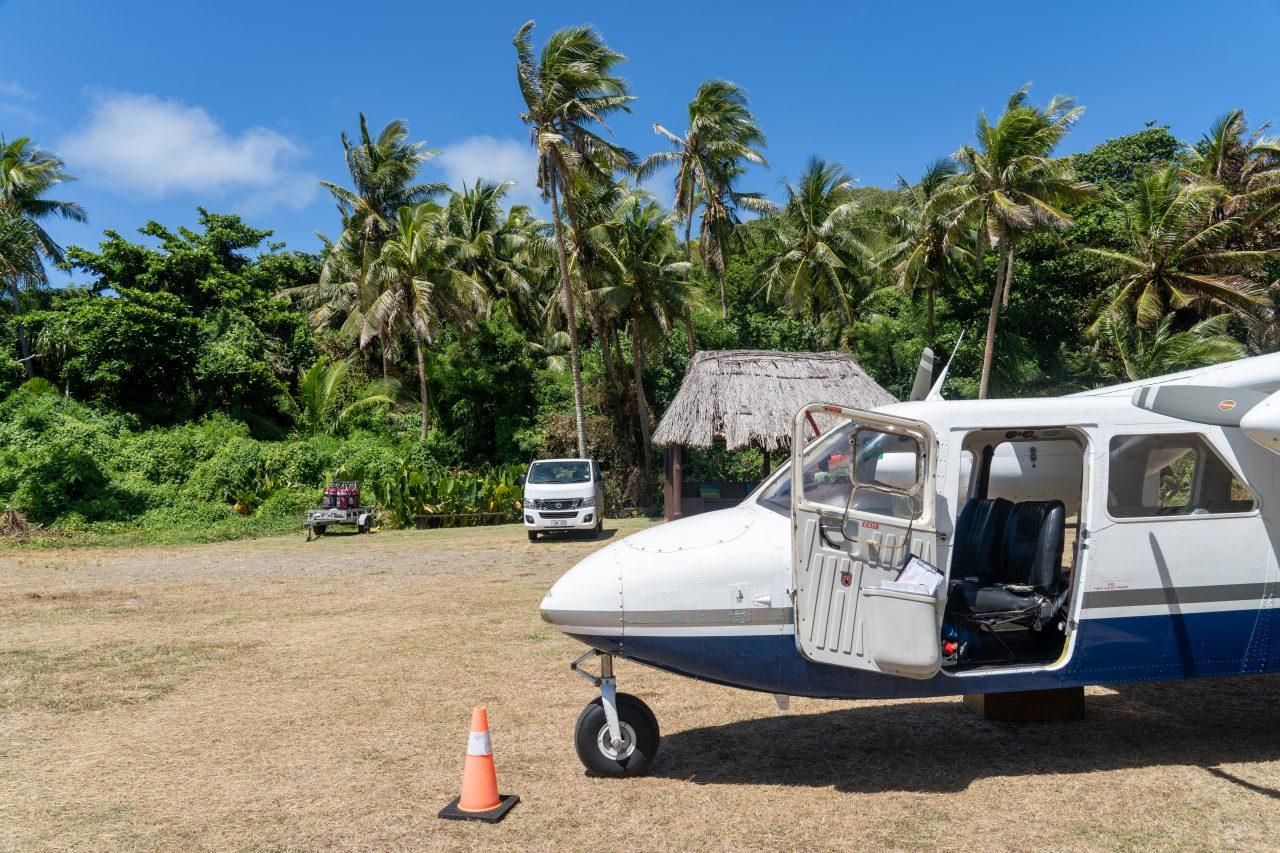Yasawa Island Plane