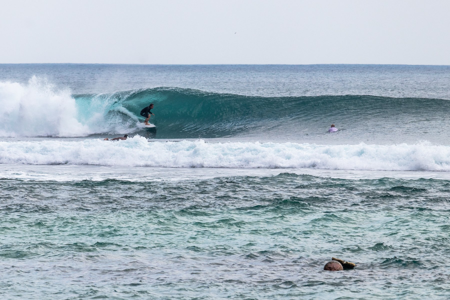 Padang Padang wave Bali