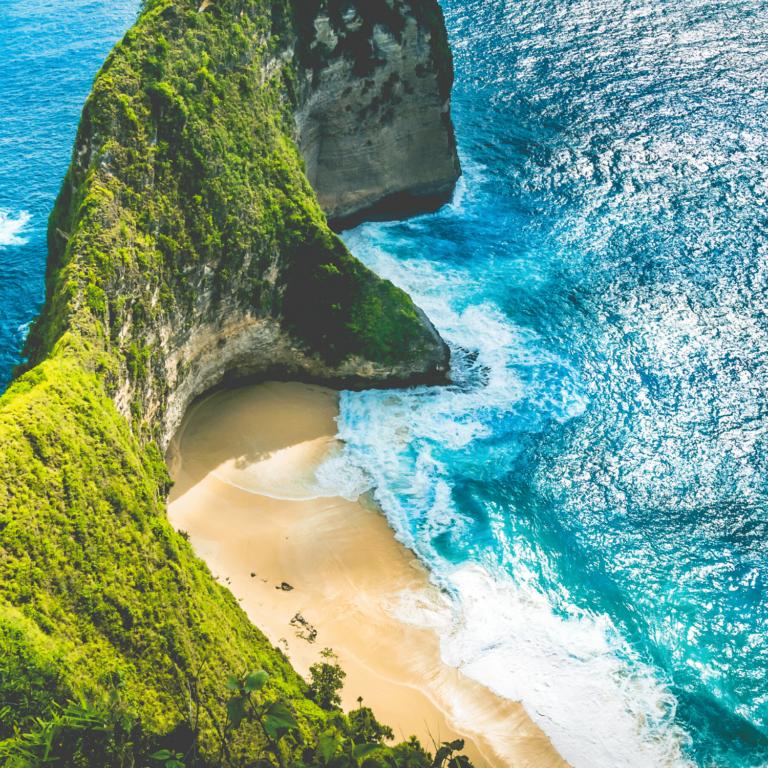 Klungkung Beach Bali