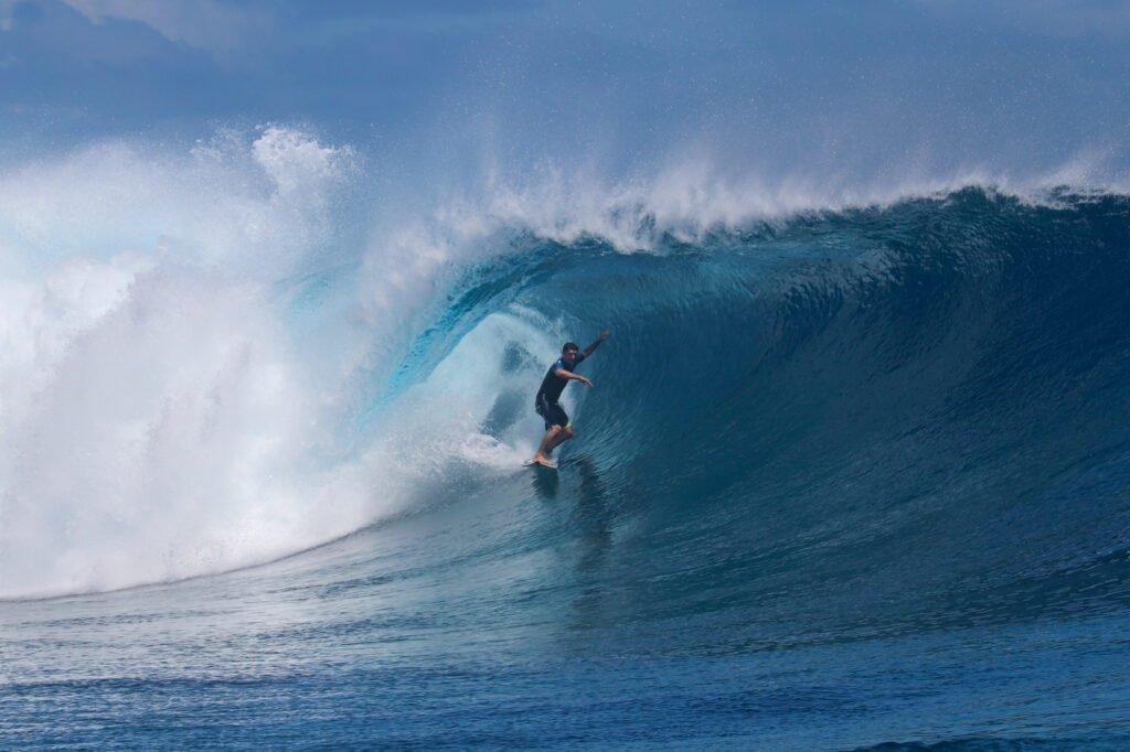 Wave at Frigates Fiji