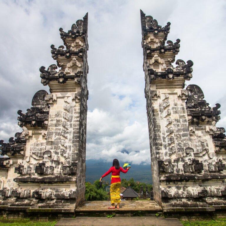 Pura Lempuyang Gates Bali