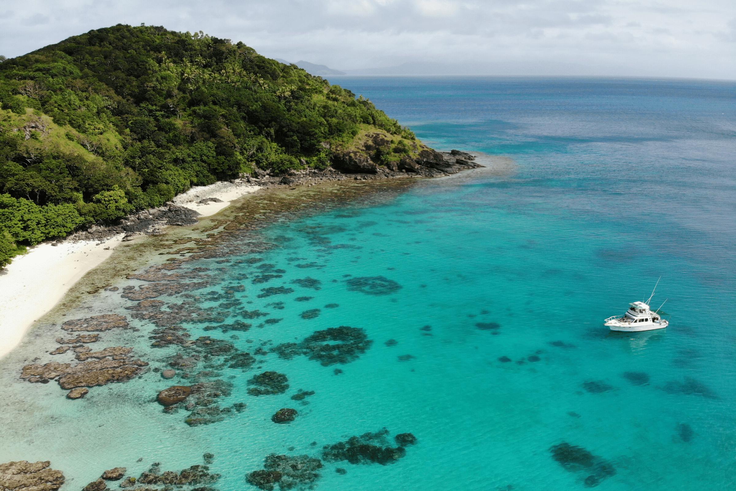 Kadavu Island Fiji
