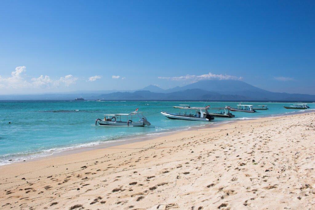 Lembongan Beach Bali