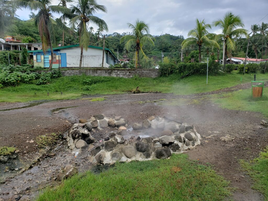Hot Springs Savusavu